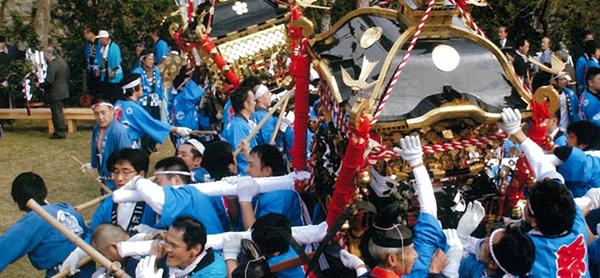 岡山の四季と祭事