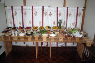 36台の神饌