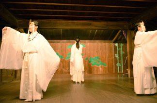 三女神の舞