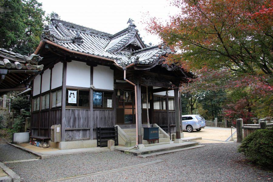 太老神社社殿