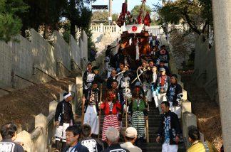 乙島祭り2