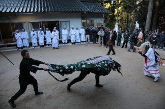 八幡神社渡り拍子4