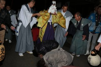 梶並神社当人祭5