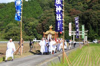 新庄神社秋祭4