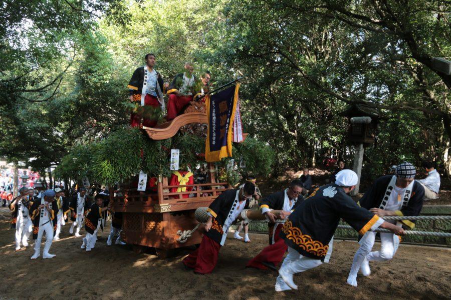 鴻八幡宮秋祭5