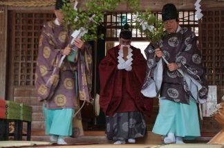 志呂神社御供3