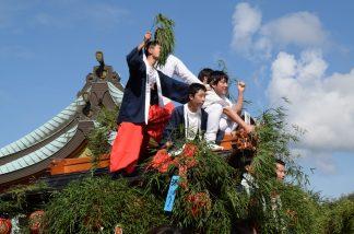 鴻八幡宮秋祭3