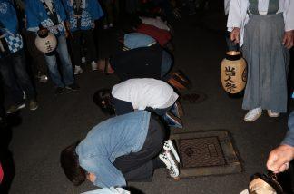 梶並神社当人祭6
