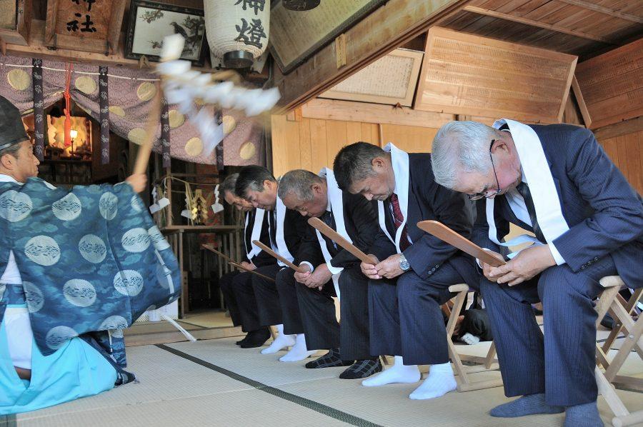 新庄神社秋祭5