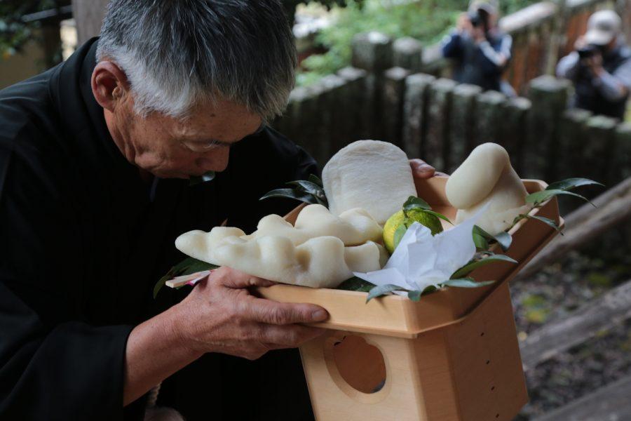 志呂神社御供1