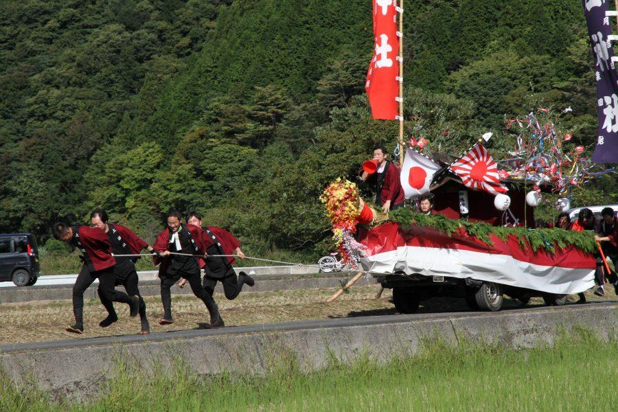 新庄神社秋祭1