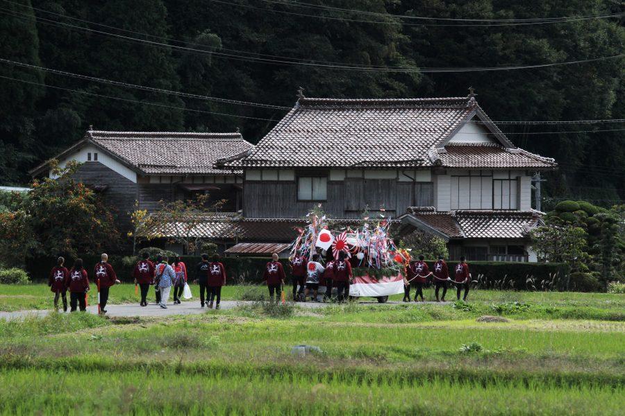 新庄神社秋祭2
