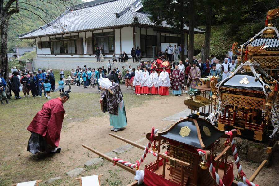 志呂神社秋祭4