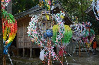八幡神社花祭り6