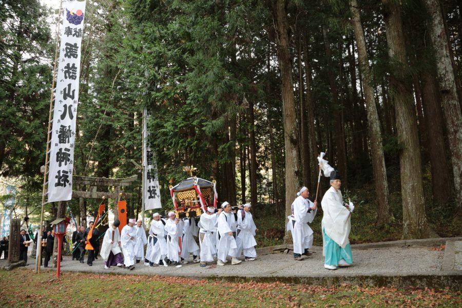 八幡神社渡り拍子6