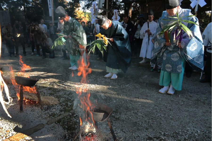 鋤崎八幡神社渡り拍子5
