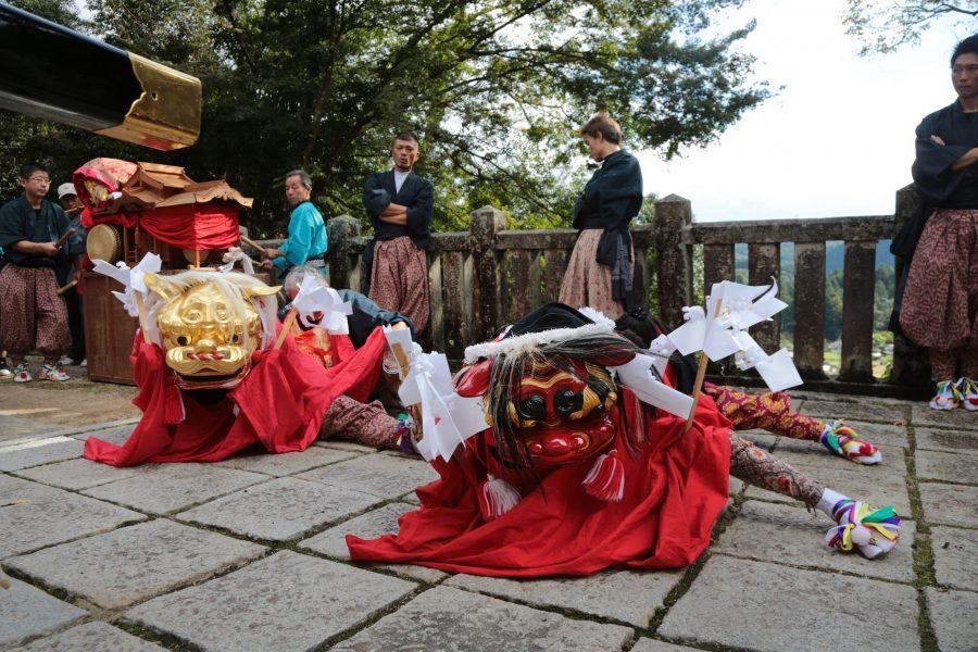 志呂神社秋祭2