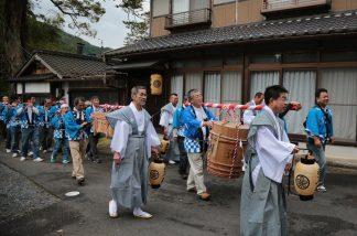 梶並神社当人祭2