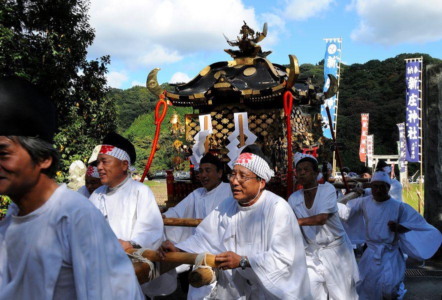 新庄神社秋祭3