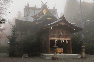木山神社奥宮