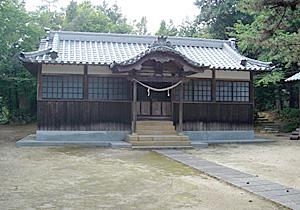 坂手神社|岡山県神社検索|岡山県神社庁