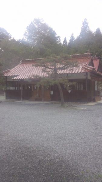上有漢神社 岡山県神社検索 岡山県神社庁